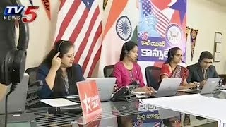 Good Response to Telethon Programme Conducted By US Consulate General Hyderabad and TV5