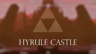 Hyrule Castle - Instrumental Mix Cover (The Legend of Zelda: Breath of the Wild)