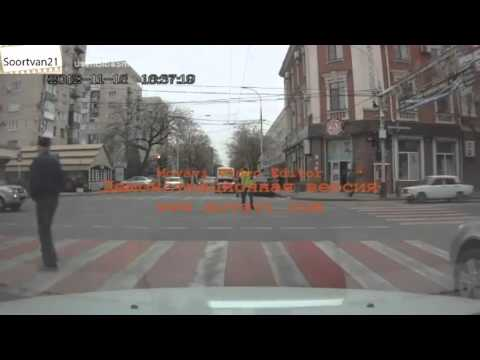 Russian Mad Car Crashes