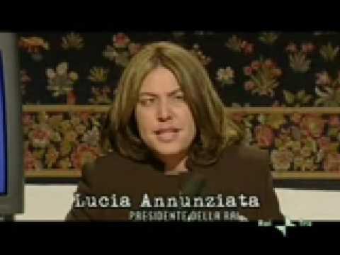 Sabina Guzzanti (2003) – Israele, Annunziata, ecc. (Attualissimo!)