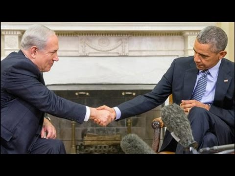 Obama and Netanyahu Pledge to Strengthen Ties