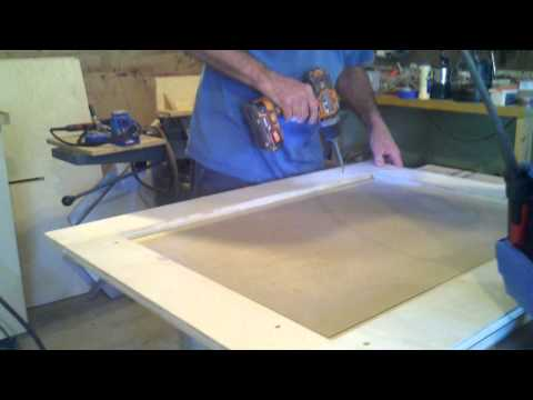 MDF Raised Panel Jig