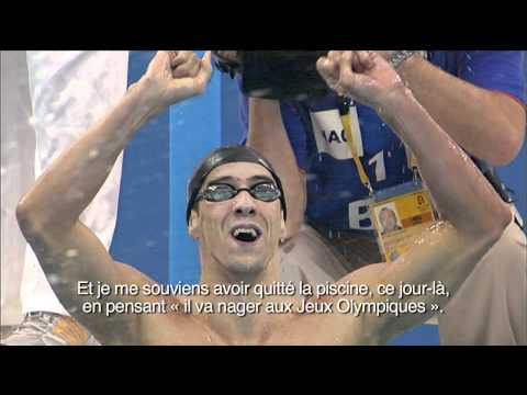 Michael Phelps... One Day Video
