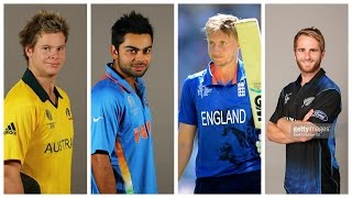 Top 10 Future Legends Of Cricket 2016