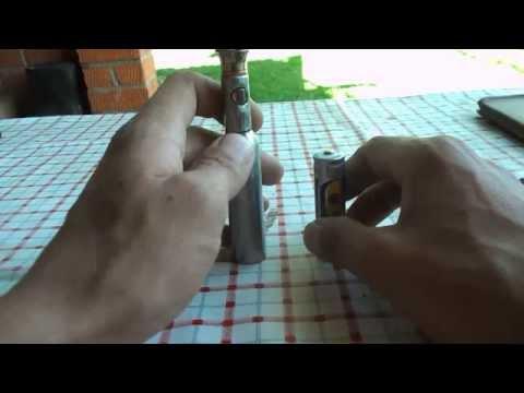 Простая электронная сигарета своими руками