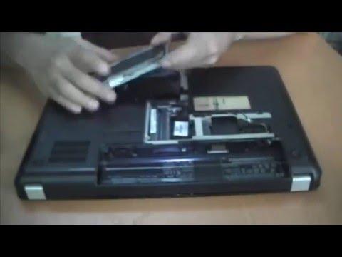 Como abrir/ desarmar/ destapar portatil Compaq Presario CQ42