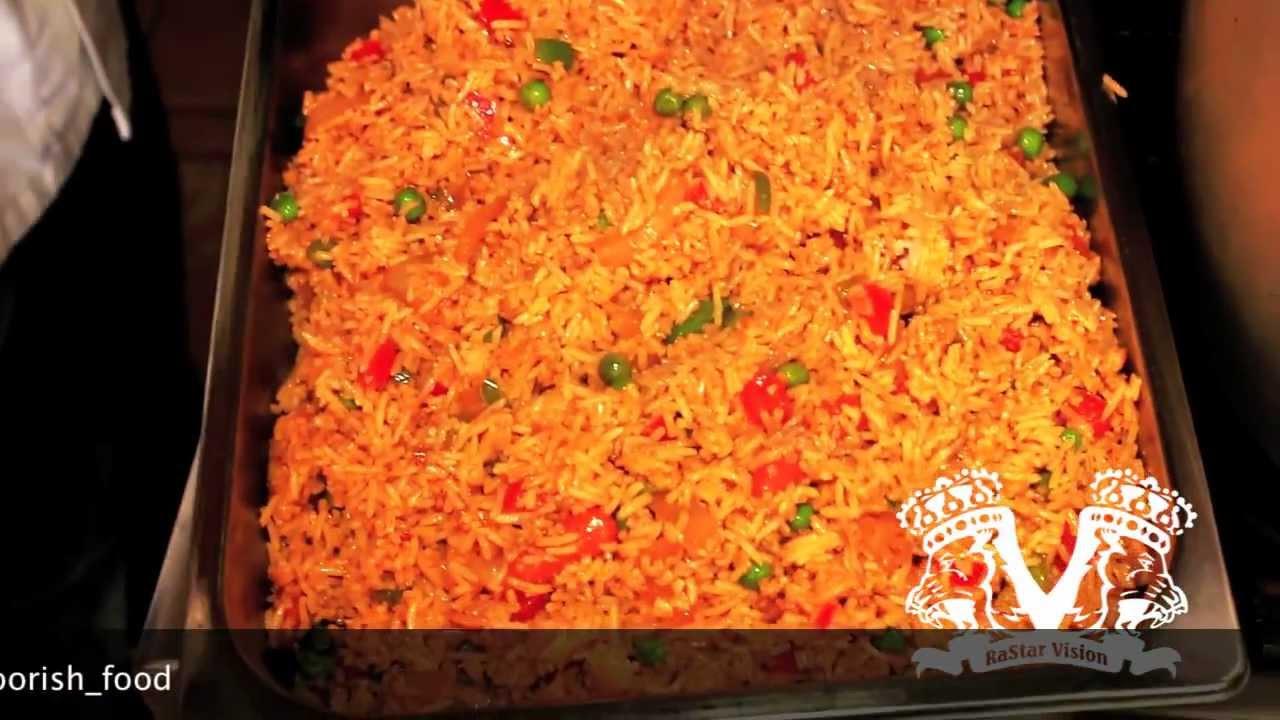 rastar 'v'  how to cook seasoned rice with moorish grill