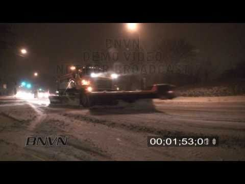 12/8/2009 Minnesota Winter Storm Driving Hazards