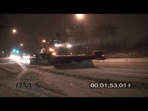 12/8/2009 Minnesota Winter Storm Driving Hazards