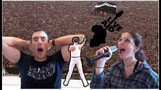 QUEEN - Full LIVE-AID Concert!!! | JAW-DROPPING REACTION!!!