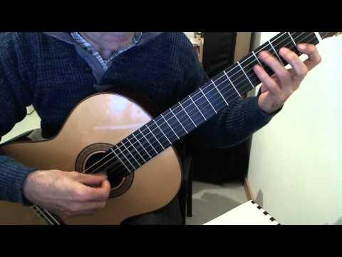 Simple Jazzy Study - Jim Ferguson
