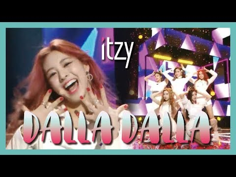 Download HOT ITZY - DALLA DALLA ,  있지 - 달라달라 Show  core 20190223 Mp4 baru