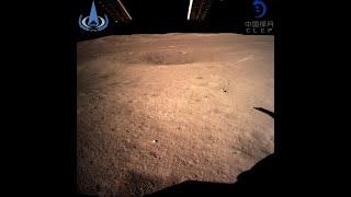 China logra alunizar en la cara oculta de la luna por primera vez en la historia