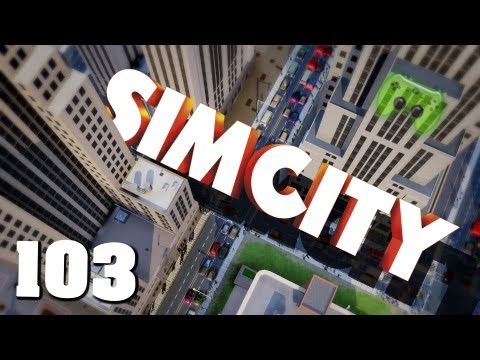 Let's Play SimCity #103 [Deutsch/HD] - Boom in Las Wehgenas