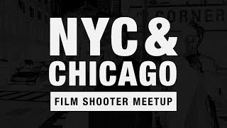 Upcoming Film Shooters Meet-Up's
