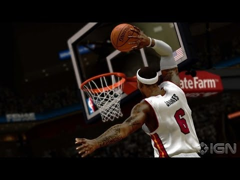 NBA 2K14: PS4 vs. Xbox One Graphics Comparison