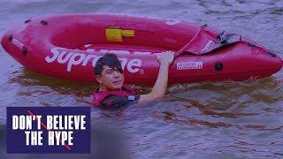 Supreme Kayak...On The Hudson River?? : Don