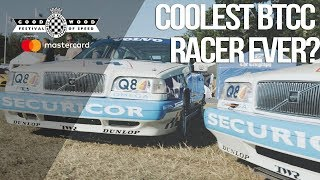 Is the Volvo 850 Estate the coolest BTCC racer ever?