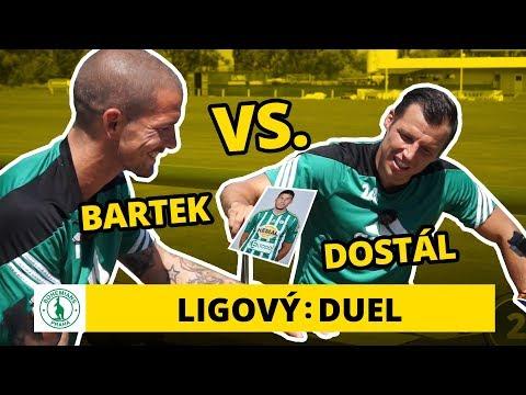 O2 TV Duel: David Bartek a Martin Dostál poznávají fotomontáže spoluhráčů
