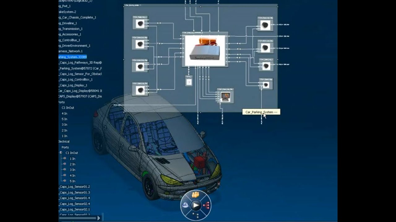 Catia V5 Wiring Harness Jobs : Catia v electrical engineering wire harness design