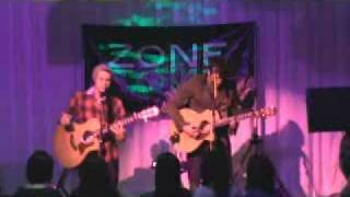 100.5 The Zone Lounge - Kris Allen -