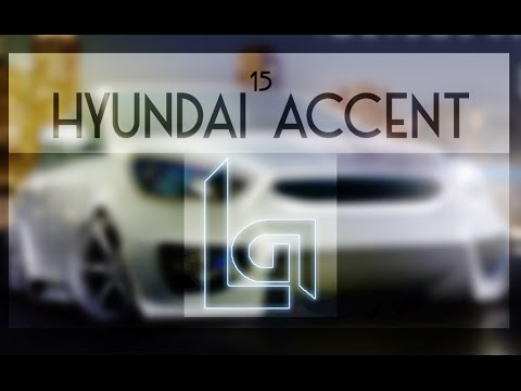 Virtual Tuning   Hyundai Accent 2015 #27