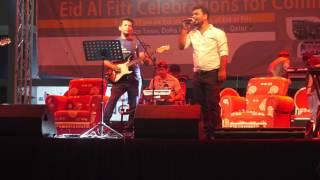 Eid Live concert Qatar 2017 - Bangla Song Oporupa