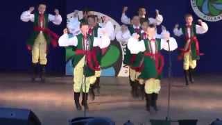 "Tańce kaszubskie - Koncert ZPiT Lublin"" Lublin-Lublinowi"" 6.06.2015"