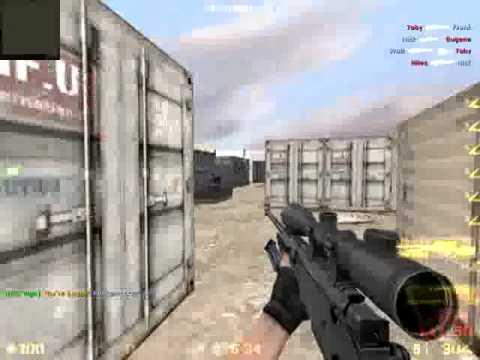 Counter Strike In Pb เล่นกากๆค่ะลองปืน