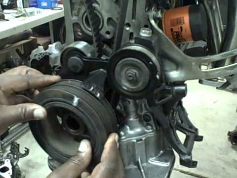 7afe engine rebuild Timing.AVI