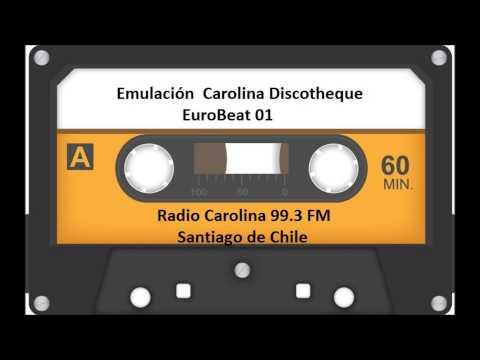 Emulación Carolina Discotheque EuroBeat 01