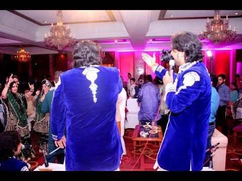 Mein Nikla Gaddi Leake | Bollywood Songs | Niazi Nizami Brothers | Live Perfomance 2018
