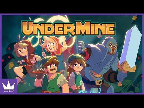Twitch Livestream | UnderMine [Xbox One]