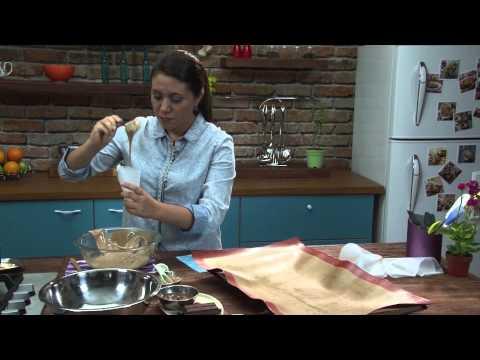 Recetas Nestlé®- Macarrones de Chocolate con Dulce de Leche