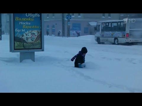 Гисметео: когда выпадет первый снег в России