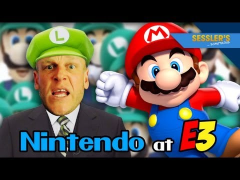 Why is Nintendo Skipping Their E3 Press Conference? SESSLER'S ...SOMETHING