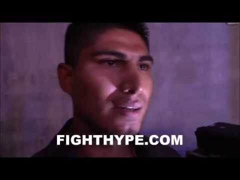 MIKEY GARCIA WEIGHS IN ON PACQUIAO VS ALGIERI AND THE KO WINS OF WALTERS AND GOLOVKIN