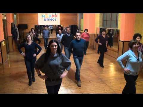 Ballo di gruppo ..Tarantella siciliana.