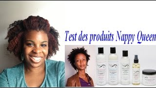 Video #240 - Black business (France): Nappy Queen.