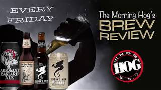 New Holland Brewing, Small Town Brewery, Stone Brewing Co | Morning Hog Brew Review