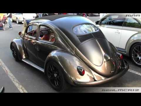 Stunning 1956 VW Beetle by FMS Automotive