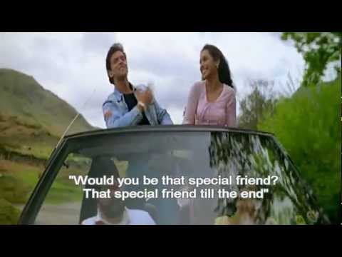 Mujhse Dosti Karoge (eng Sub) [full Video Song] (hd) With Lyrics - Mujhse Dosti Karoge video