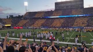 WVU vs TCU 2016 - Stripe the Stadium - Country Roads