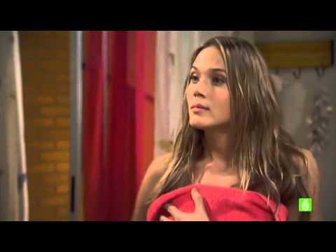 "Patricia Montero semidesnuda en ""Buenagente"" 1X01 2011"