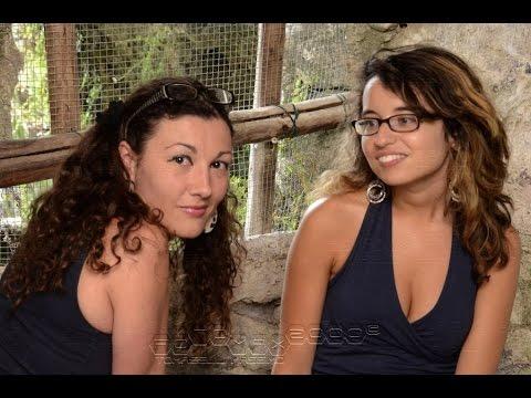 Shooting Lucia e Silvia (Parte 1) – 22-07-2014 – Parco Villa Rocca Chiavari (GE) – © Tomaselli M.