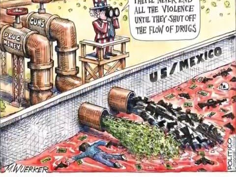 Mexican Drug War Project -Melissa Cruz