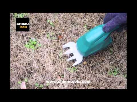 Hedge Trimmer & Grass Shear 2 in 1