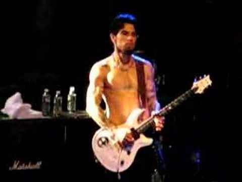 Dave Navarro Playing Guitar Dave Navarro Guitar Solo