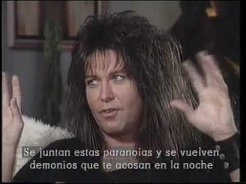 BLACKIE LAWLESS (BEHIND CLOSED DOORS)