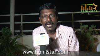 Subramaniyan At Saavi Movie Team Interview